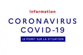 Informations sur le COVID