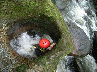 Randonnnée en rivière
