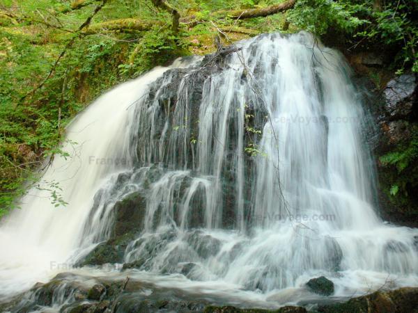 randonnée aux cascades de Murel