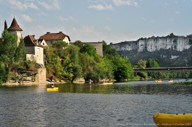 Falaises Dordogne