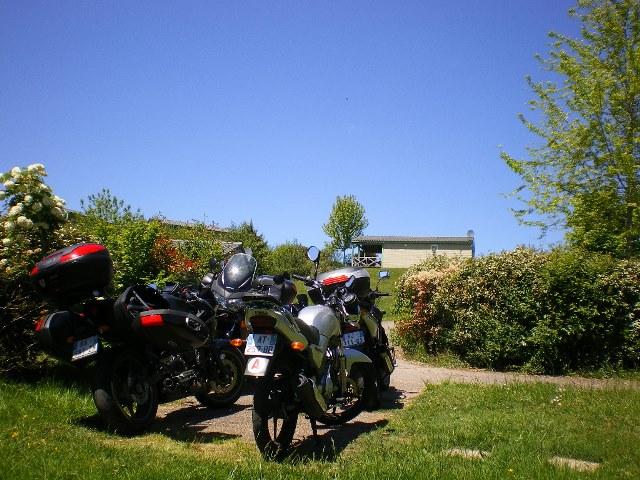 randonnées randonnée moto